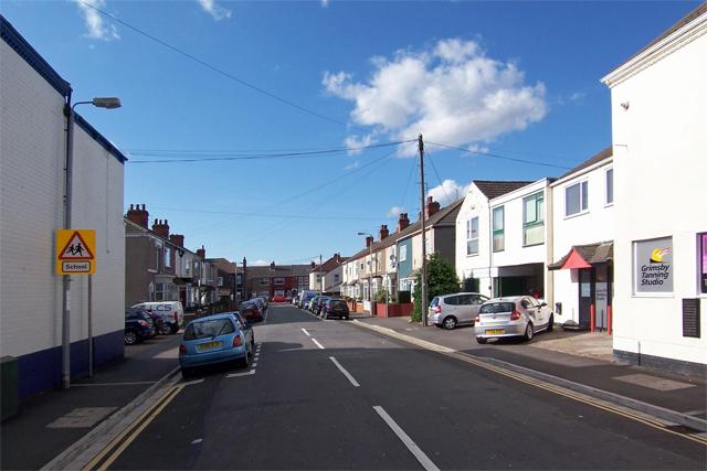 Somersby Street, Grimsby