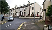 J4844 : Mary Street off Irish Street, Downpatrick by Eric Jones