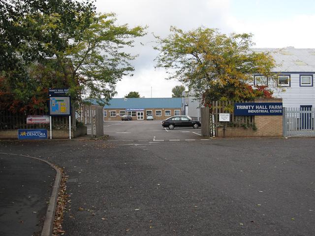 Trinity Hall Farm Industrial Estate