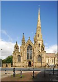 SJ8298 : Cathedral Church of St John the Evangelist. Salford by Galatas