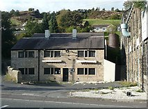SD9524 : The former Rose and Crown, Halifax Road, Todmorden by Humphrey Bolton