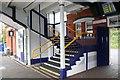 SU6080 : Stairs to the platforms by Bill Nicholls