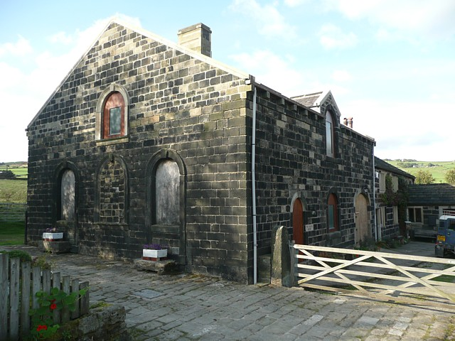 Chapel House, Rodwell End, Stansfield