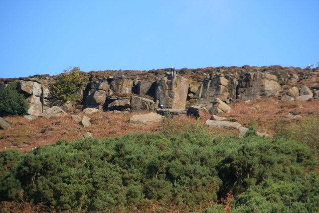 Barkers Crags, Scugdale