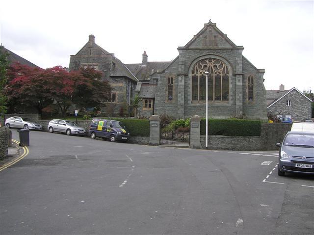 Methodist Church, Ambleside