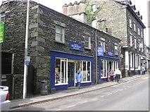 NY3704 : Wearings Bookshop, Ambleside by Kenneth  Allen