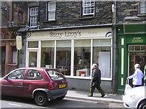 NY3704 : Bizzy Lizzy's, Ambleside by Kenneth  Allen