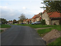 SE8390 : Levisham village by K  A