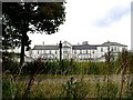 NZ4250 : The rear of Seaham Hall Hotel by Andrew Curtis