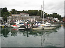 SW9175 : Padstow Harbour by Philip Halling