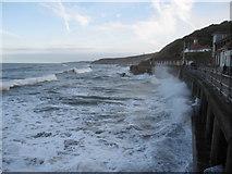 TA0487 : High tide in South Bay by John S Turner