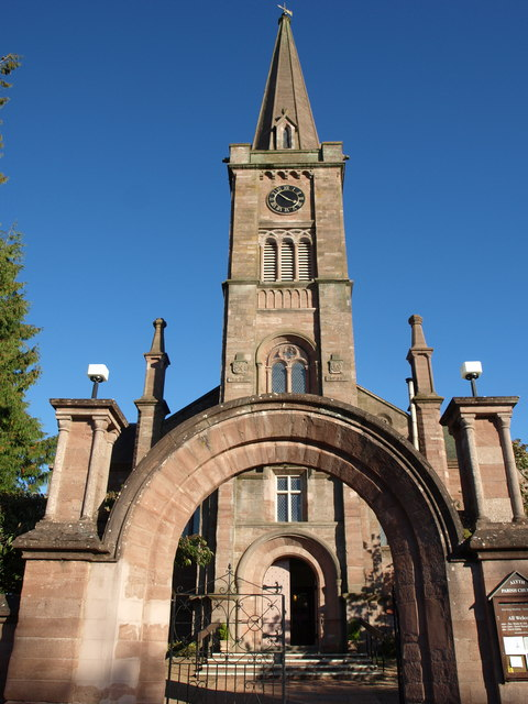 Alyth Parish Church