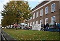 TQ5839 : Tunbridge Wells Farmer's Market by N Chadwick