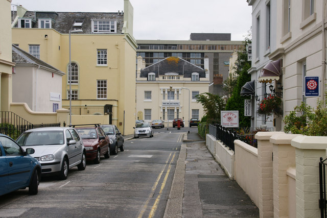 Alfred Street, Plymouth