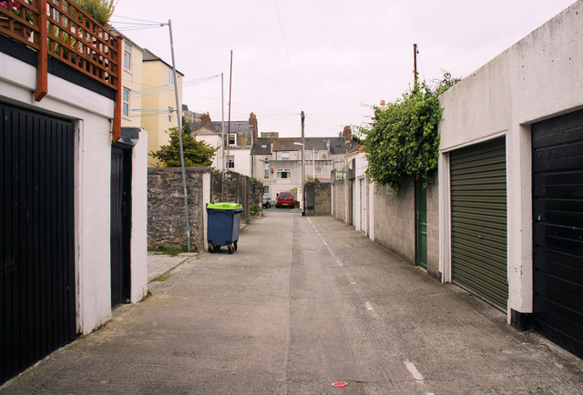 Mews, Plymouth