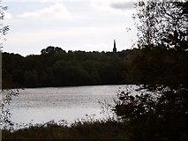 SK3899 : Elsecar Reservoir by Dave Taylor