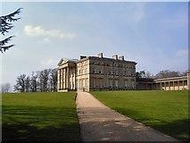 SJ5409 : Attingham Hall, Shropshire by Paul Buckingham