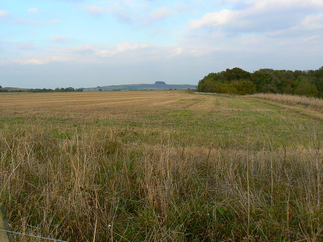 Towards Roundway Down, Bromham CP
