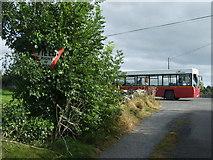 G2900 : Toomore crossroads by Pamela Norrington