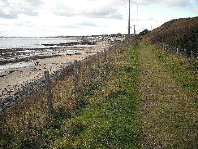 Fife Coast Path by Richard Webb