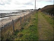 NO4202 : Fife Coast Path by Richard Webb