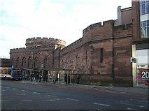NY4055 : Citadel, Carlisle by Kenneth  Allen