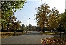 SP0683 : Pebble Mill Road, Birmingham by Steve  Fareham