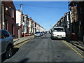 SJ3889 : Eastdale Road looking north. by Colin Pyle
