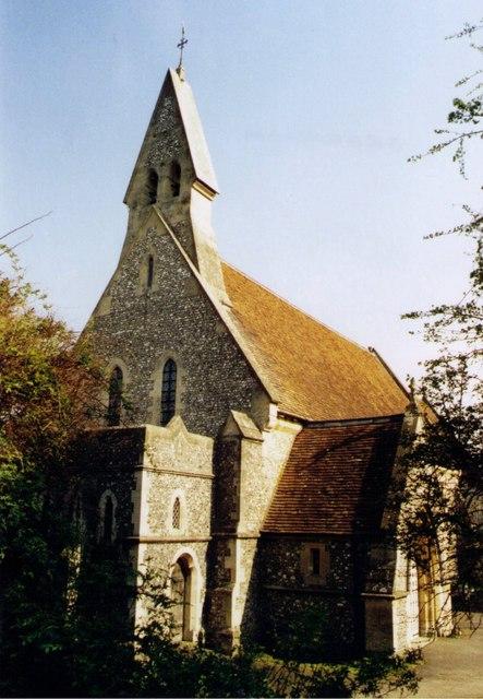 St Mary, Greenham