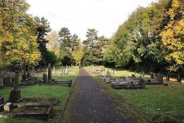 Lambley cemetery