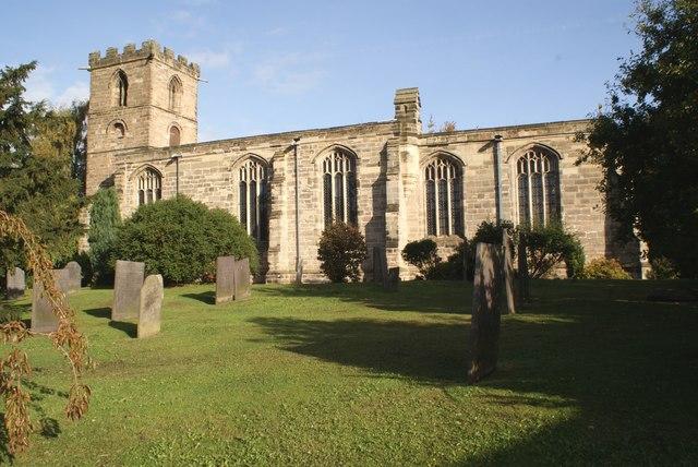 Lambley Church