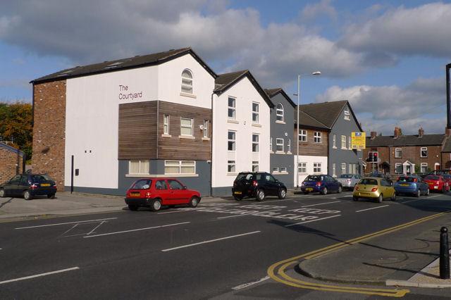 The Courtyard office block, Finney Lane