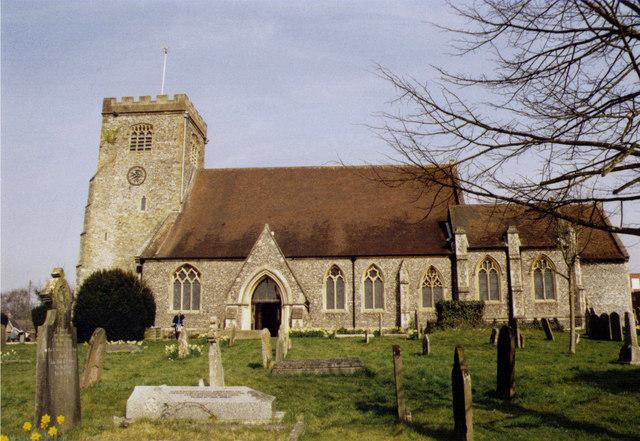 St Mary, Thatcham