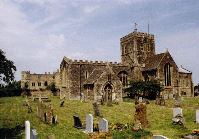 St Mary, Buckland