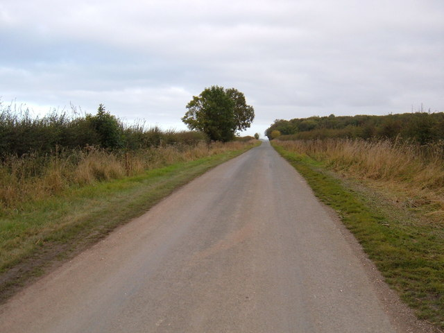 Minor Road Towards Warter