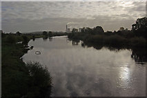 SK4731 : River Trent, Sawley by Stephen McKay