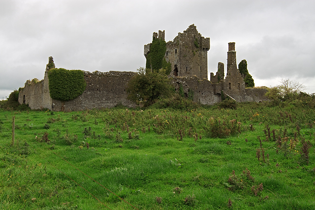 Castles of Munster: Ballygrennan, Limerick