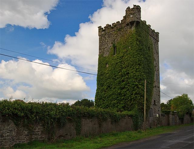 Castles of Munster: Williamstown, Limerick