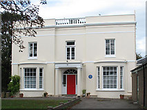 TQ4077 : The Presbytery, Charlton Road by Stephen Craven