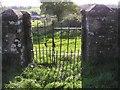 H5068 : Exit, Donaghanie Graveyard by Kenneth  Allen