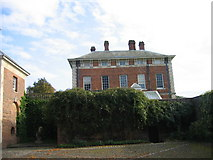 SE5158 : Beningbrough Hall from the old laundry by Les Hull