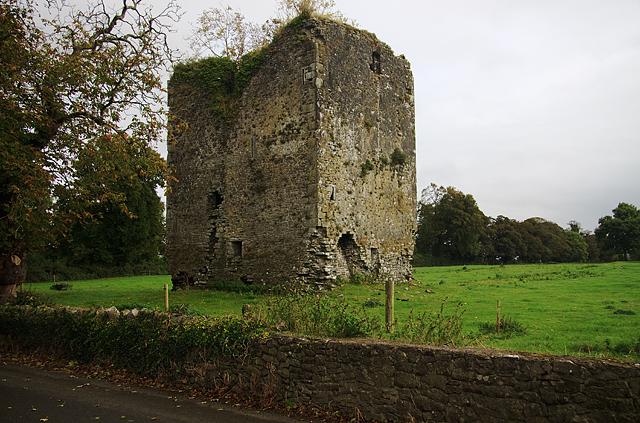 Castles of Munster: Ardmayle, Tipperary