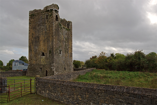 Castles of Munster: Grallagh, Tipperary