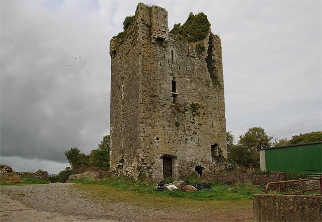 Castles of Munster: Moycarkey, Tipperary (1)