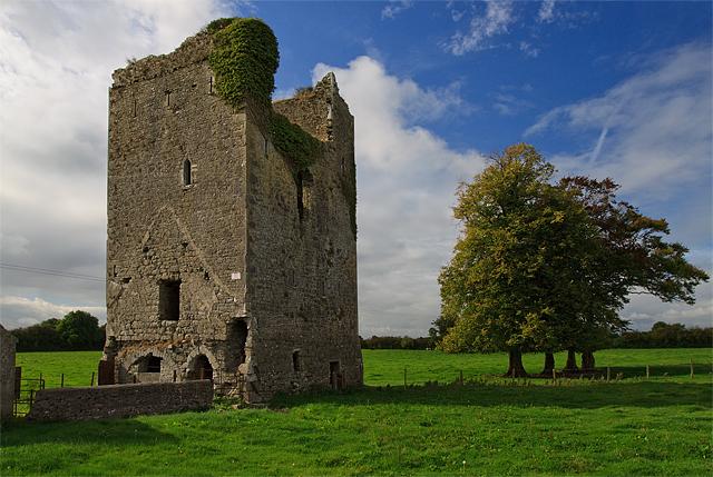 Castles of Munster: Ballybeg, Tipperary