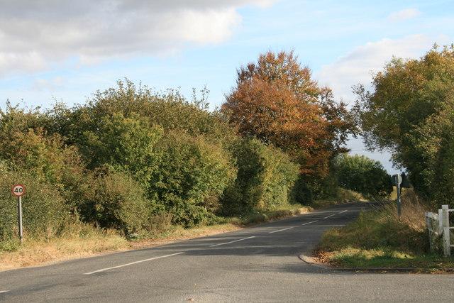 Road to Bampton