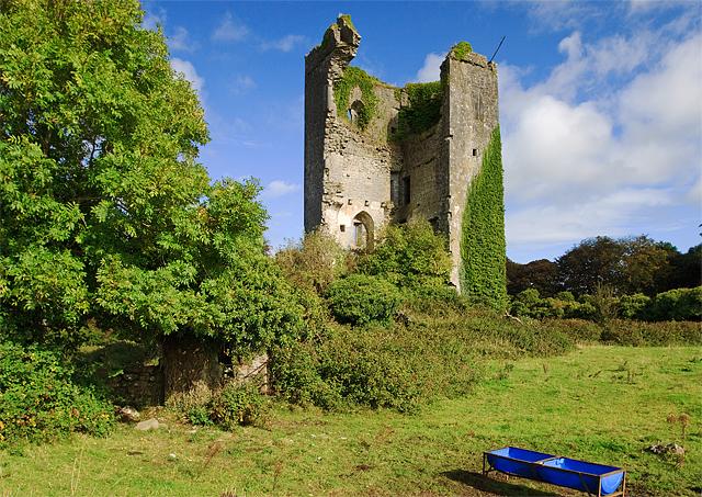 Castles of Munster: Kilkishen, Clare