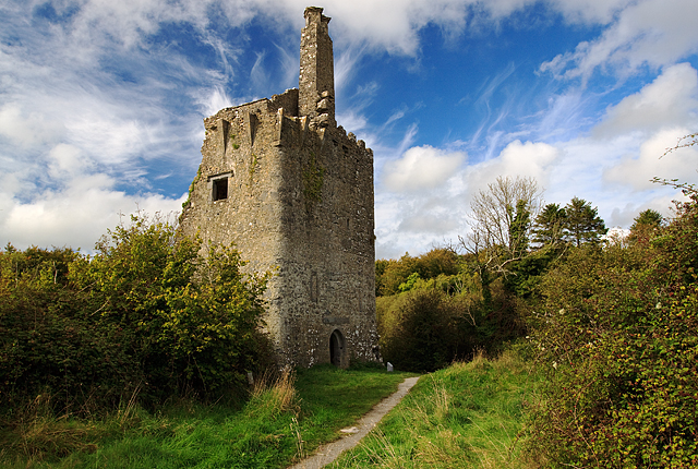 Castles of Munster: Dromore, Clare