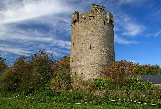 Castles of Munster: Ballynahow, Tipperary