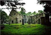 NN8666 : Blair Castle estate, St. Bride's church by Astrid H